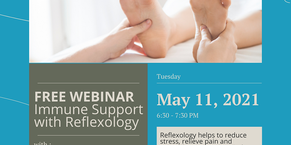 Immune Support with Reflexology