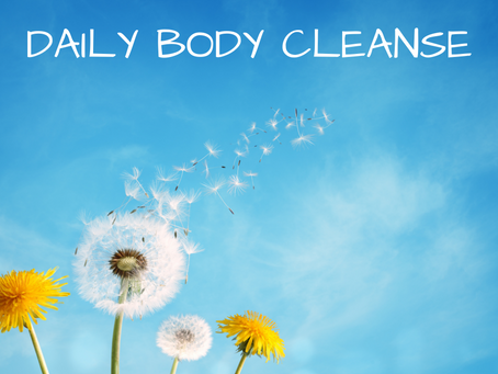 Daily Body Cleanse