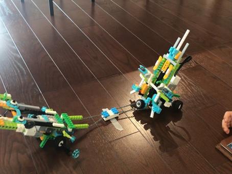 2020年8月29日ロボットプログラミング講習