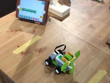 2020年9月19日ロボットプログラミング講習