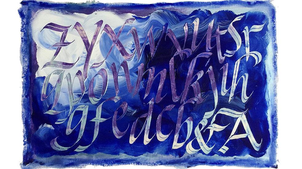 Bluebells by Eleanor Winter