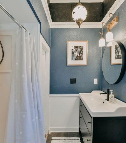 East Full Bathroom
