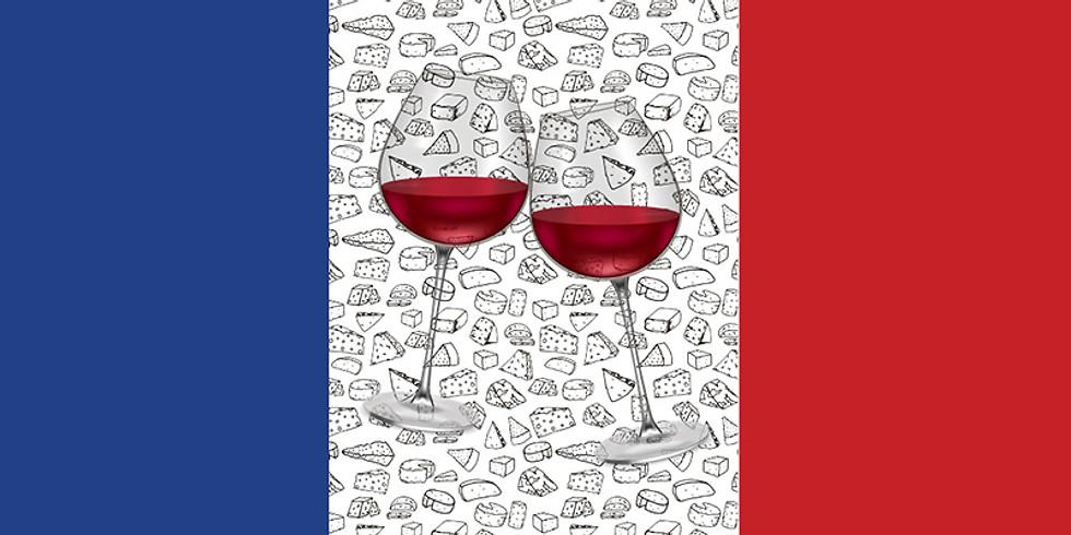 Oste og Vinsmagning :: FRANKRIG