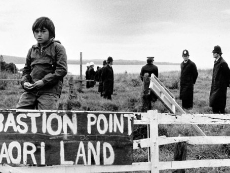 From Bastion Point And Māori Land March To PSA Leadership