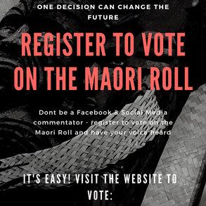 Enrol to Vote Campaign