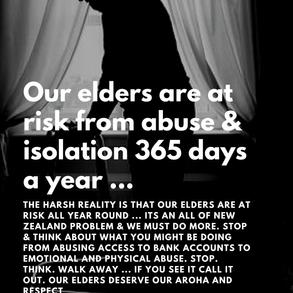 Elder Abuse Campaign