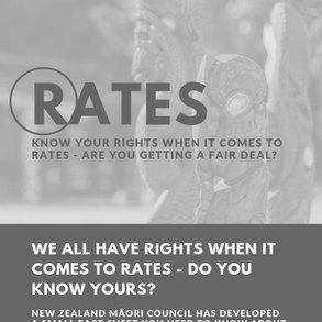 Maori Land and Rates