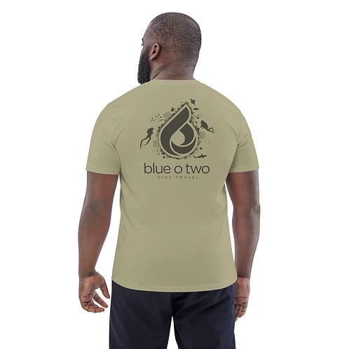 CORAL Men's Organic Cotton T-shirt