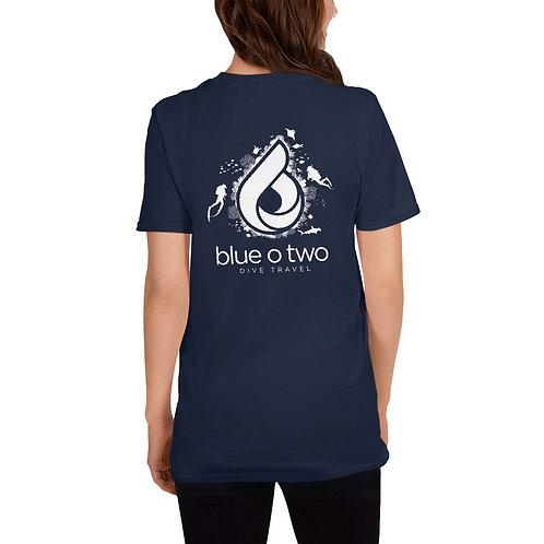 CORAL Women's Softstyle T-shirt - Dark