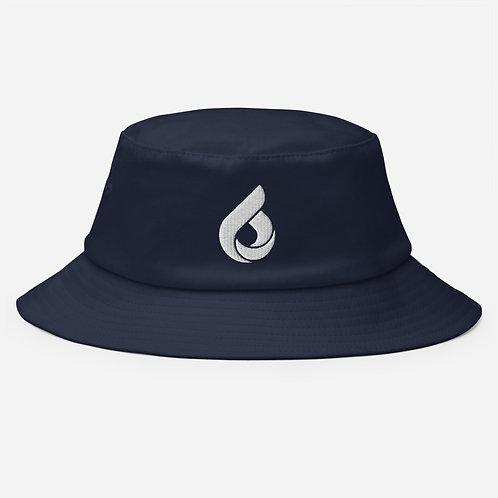 ICON LOGO Old School Bucket Hat