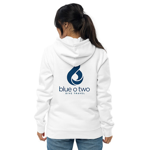 BLUE O TWO HERITAGE Women's Essential Eco Hoodie