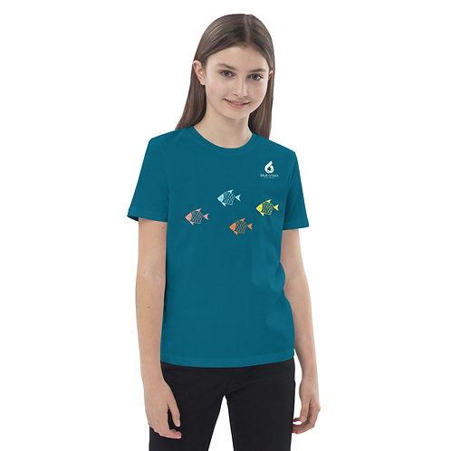 FISH DESIGN by Rosie kids T-shirt