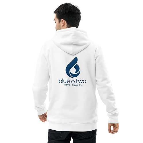 BLUE O TWO HERITAGE Men's Essential Eco Hoodie