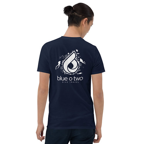 CORAL Men's Softstyle T-shirt - Dark