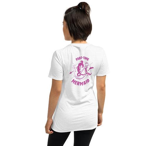 PART TIME MERMAID Women's Softstyle T-shirt - Light