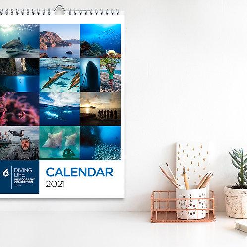 Diving Life 2021 Calendar