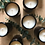 Thumbnail: Luxury Apothecary Sea Salt And Sage Amber Jar Candle