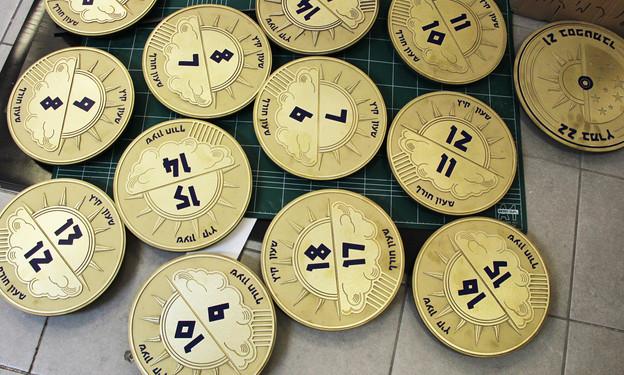 לוחיות שעות לפי שעון קיץ/חורף - לפני התקנה