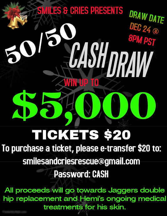 Copy of Lucky Draw Flyer - Made with Pos