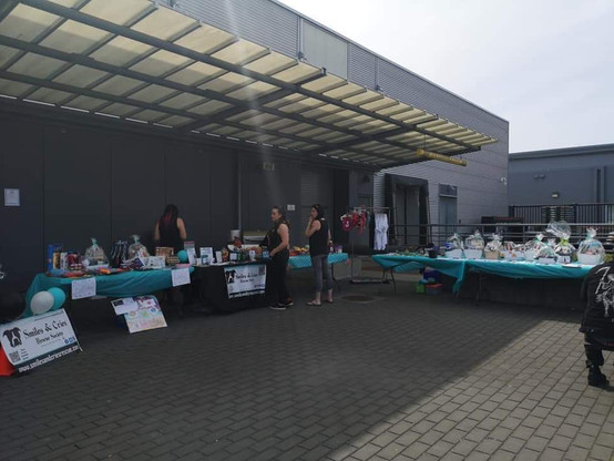 Trve Deeley Hot Dog Sale / Fundraiser