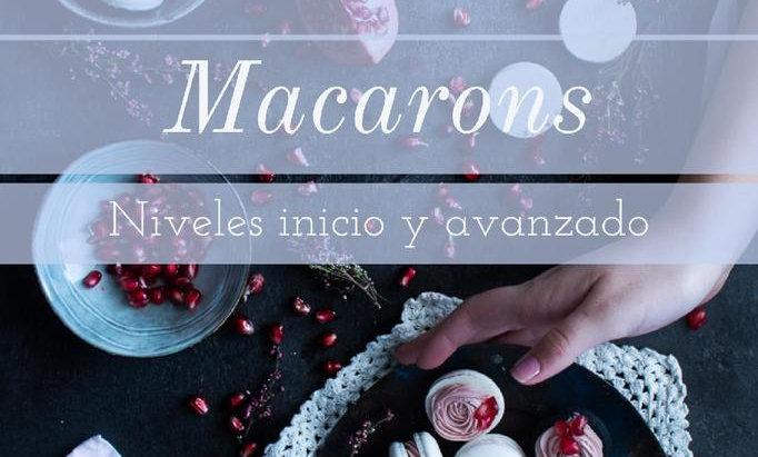 TALLER DE MACARONS AVANZADO