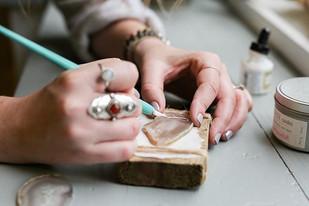 Handmade with love 🤍