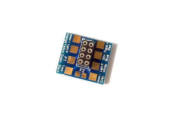 Platine / Basetta 8 pin NEM 652
