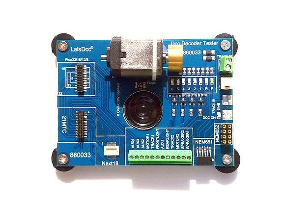 Testeur de decodeur / Tester per decoder
