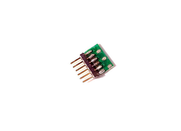 Fiche / Spina 6 pin NEM 651