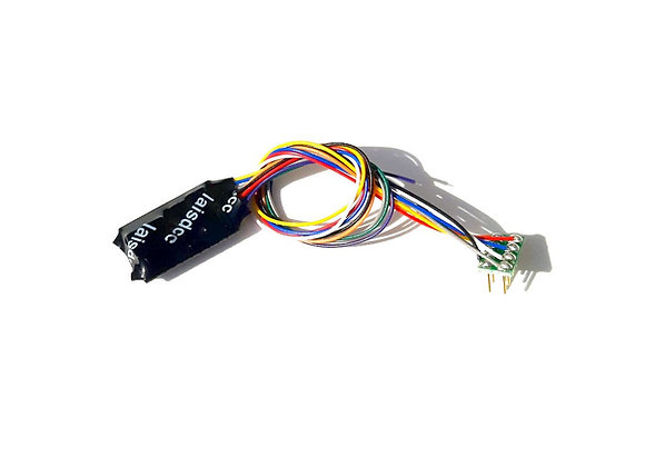 Decoder 8 pin NEM 652 cable/fili/wire