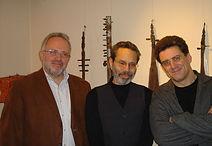 Yves Storms, Leo Brouwer, Dirk Brossé