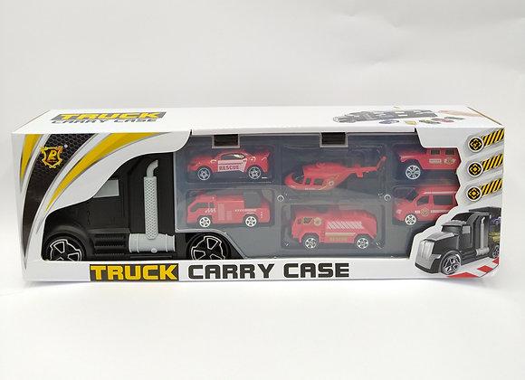 משאית מכוניות