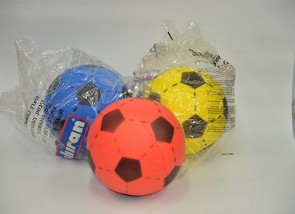 כדורגל ספוג צבעוני
