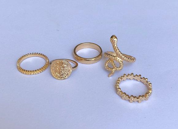 Random Ring Set!