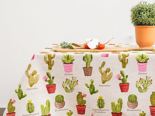 Τραπεζομάντηλα Cactus