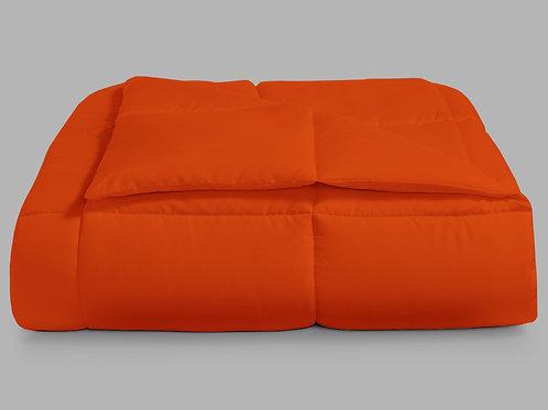 Πάπλωμα Rainbow Orange