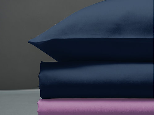 Παπλωματοθήκη Blue Ocean / Lilac