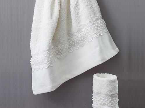 Πετσέτες Μπάνιου Wedding Pearls