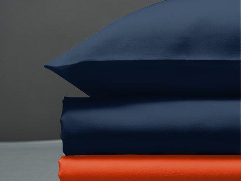 Παπλωματοθήκη Blue Ocean / Orange