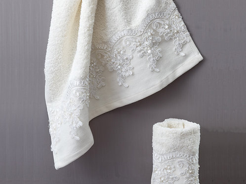 Πετσέτες Μπάνιου Wedding Margaret