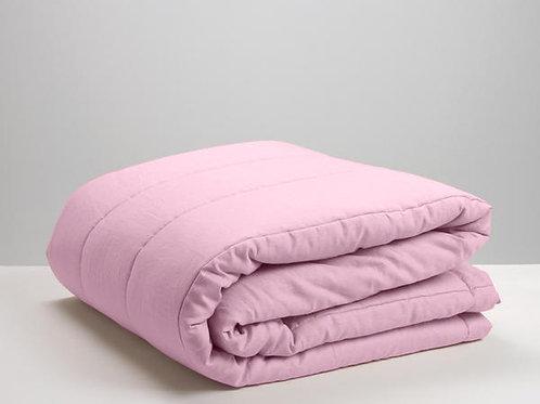 Κουβερλί Rainbow Pink
