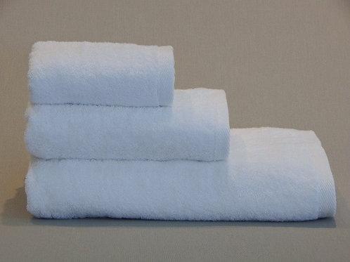 Πετσέτες Μπάνιου Smooth 650 White