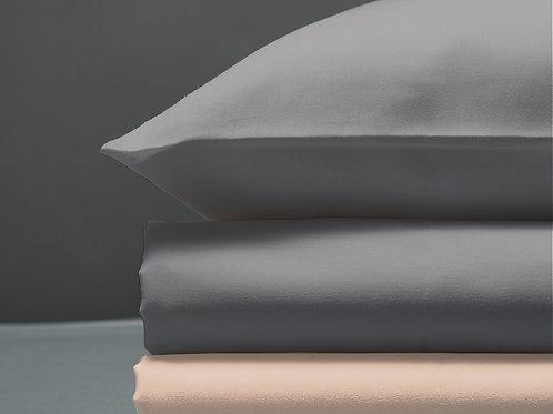 Παπλωματοθήκη Multi Silver / Magnolia