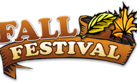 5th Sunday Fall Festival (October 29th)