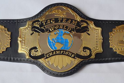 Pair of Pre-Owned Premier World Tag Team Championship