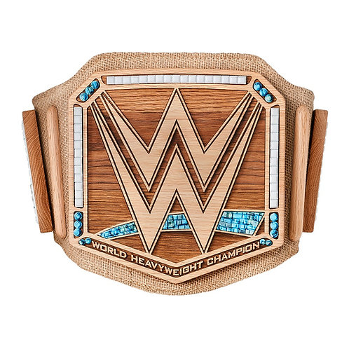 Daniel Bryan Eco-Friendly WWE Championship