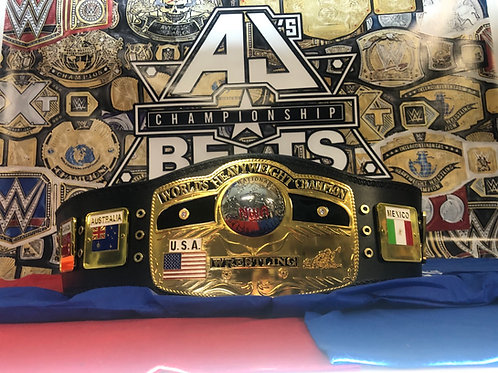 Pre-Owned NWA World Heavyweight Championship