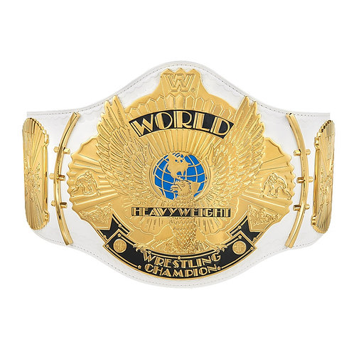 WWE Winged Eagle Championship (White)