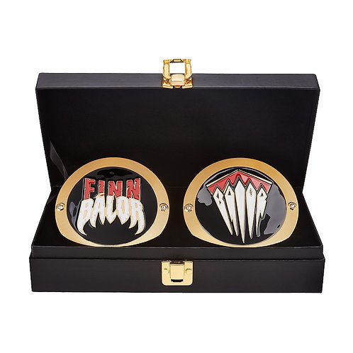 Finn Balor Side Plates