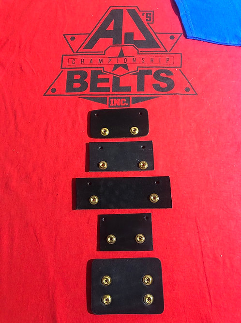 Leather Belt Wall Hanger